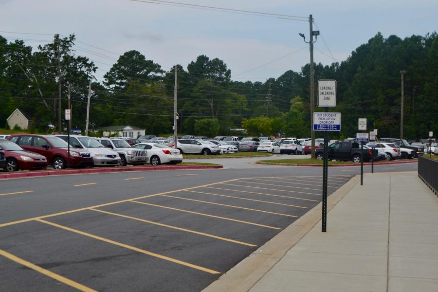 Those without parking passes can still buy one. At a price of $50, anyone who can drive can receive a parking spot. For more information, see Ms. Anne Ellis in Admin. 1 or check NC's website for further details.