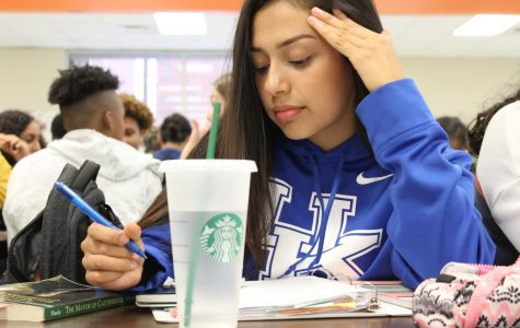 With senior year beginning, the workload of homework and studying has begun to kick in. Students depend on coffee, energy drinks, and protein bars to get them through the day. Can you imagine going a week without any caffeine? Magnet senior Janett Rodriguez did exactly that and explains what went down.