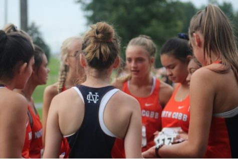 Making a run for it: Cross Country's First 5K