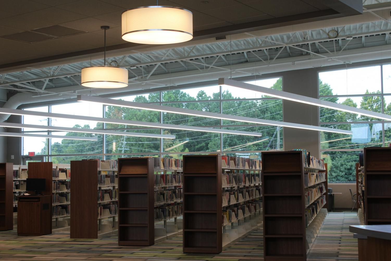 A+library%2C+the+place+to+check-out+books%2C+contains+books%2C+what+a+surprise%21+Located+in+the+Teen+Center%2C+the+Kid%E2%80%99s+area+and+the+main+section+of+the+library%2C+titles+range+from+J.K.+Rowling+to+Stephen+Hawkings+to+a+large+collection+of+DVDs.+