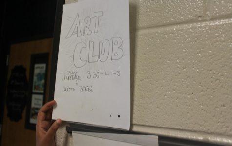 Art club begins