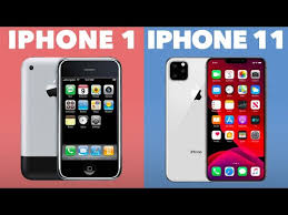 The iPhone 11 released on September 20, 2019, showing true progression in comparison to the first iPhone in 2007. The first generation of the iPhone shows a small 3.5-inch screen. Throughout the phone's evolution, the screen size grew with the inclusion of plus-size options. The iPhone 11, 11 Pro and Pro Max range in size from 5.8-6.5 inches. Although two completely different models, they represent Apple's evolution and the iPhone's progression as a whole.