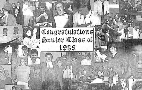 "Photos of NC's class of 1989 showcase the graduating students. Samuel Fraundorf, a graduate in this class, now teaches students in Magnet Leadership, Sociology, and Government at NC. He returned to his alma mater, along with several other NC alumni who now work at the school they attended as teenagers. ""When I was in high school, I had no idea what I wanted to do, but I never thought teaching would be something I wanted to do,"" Fraundorf said. Several of the other teachers agreed but expressed satisfaction with their jobs."