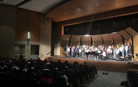 "NC's Women's trio, Women's Chorus, Men's Quartet, Warrior Men's Chorus, Advanced Women's Chorus and Select A Cappella Choir expressed their talent. At the end of the performance, all the groups came together and performed ""Sisi Ni Moja"". "" I feel as if our performance went very well, but I feel as if we could improve more on certain things like keeping a certain pitch, having our cutoffs on point and by practicing a lot more and being more energetic and giving the performance 100 percent,"" sophomore Shelby Dorry said."