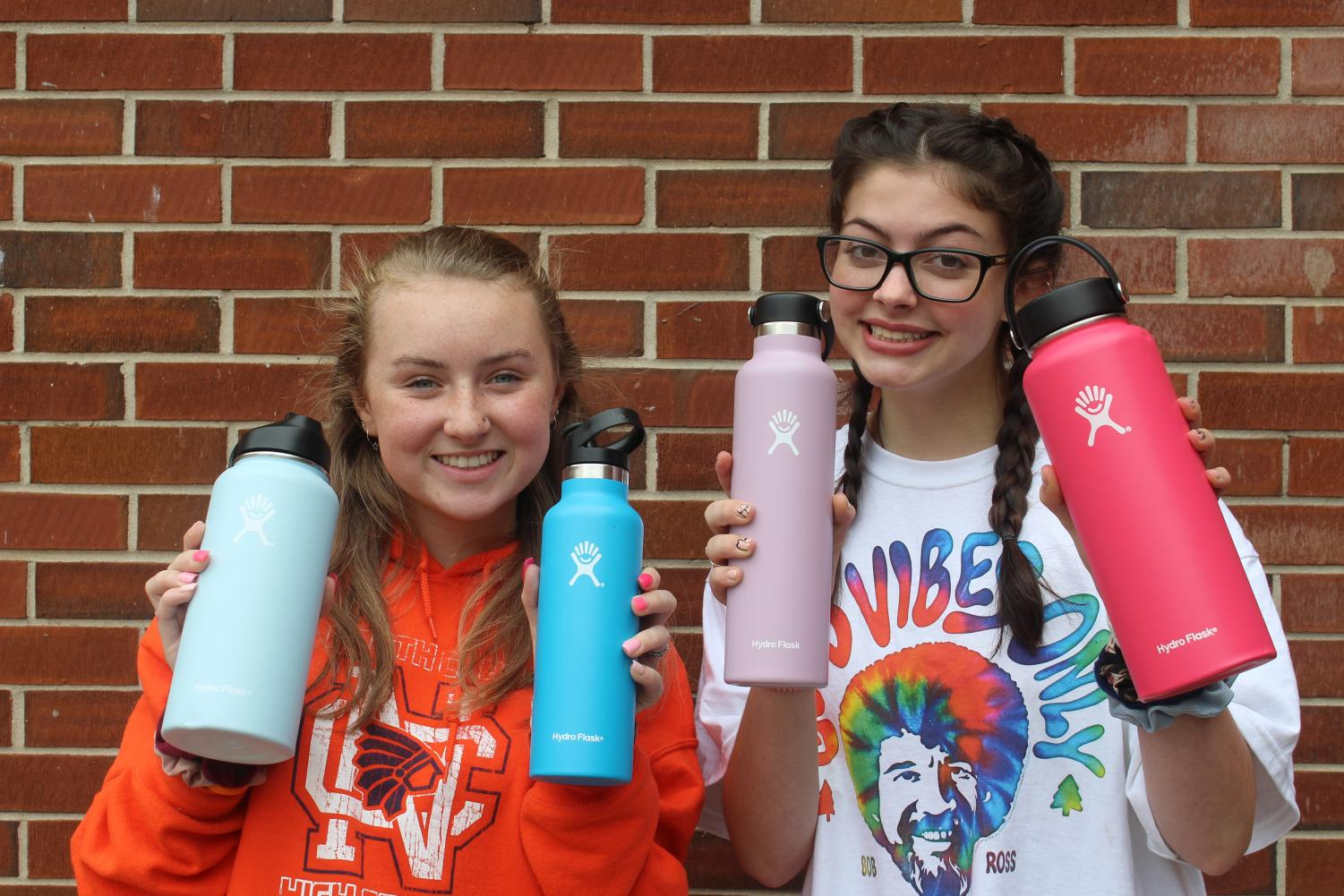 NC's halls fill with VSCO girls, e-girls, and clowns as students commemorate TikTok/meme day and celebrate the second day of 2019's Homecoming week. Eager to show off their warrior spirit, nearly every NC student carries Hydro Flasks and scrunchies and wear golden chains to dress up as their favorite TikTok or meme contributing to Homecoming's spirit week.