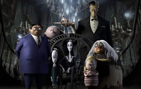 """After years in development hell, MGM finally produced the long-awaited animated adaptation of The Addams Family with an amazing cast. The movie premiered on October 11th and made $30,300,007 on opening weekend and has already received mixed reviews from critics and fans of this iconic family. """"It was really funny and I liked that it didn't rely on really bad fart jokes like other kids movies do. Nick Kroll was an amazing Uncle Fester,"""" said NC Magnet Senior Noemi Carrillo."""