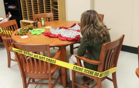 Solving NC's murder mystery