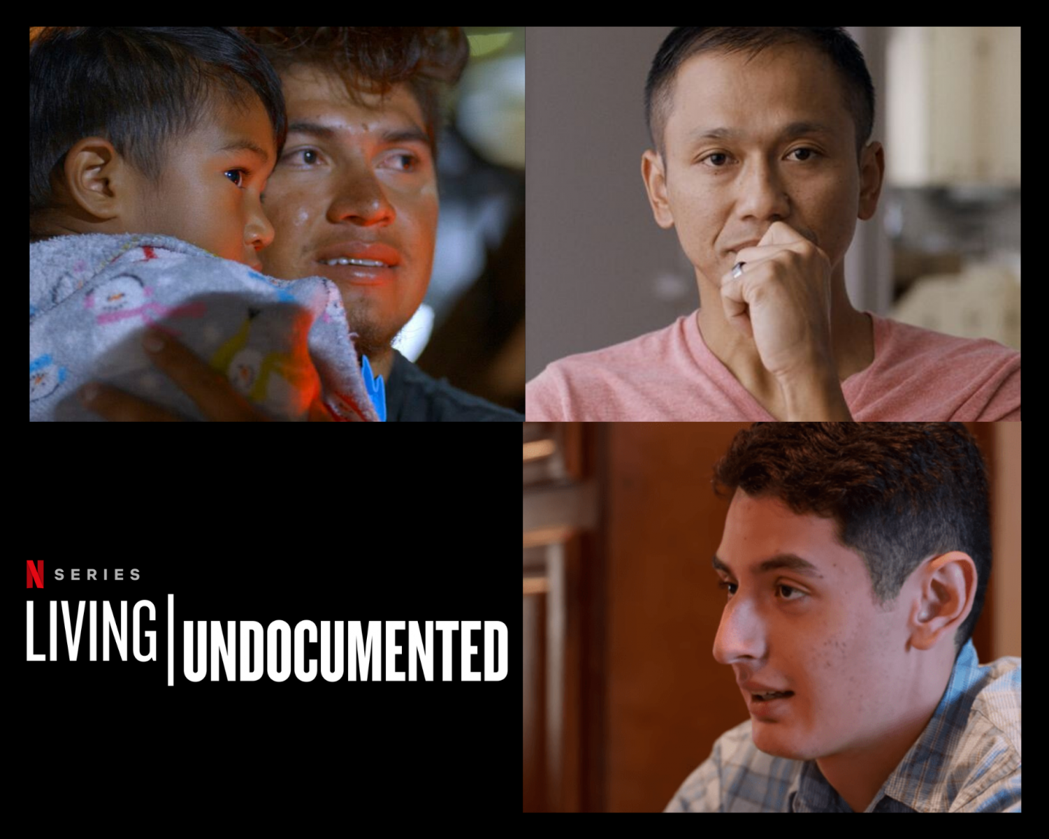 Netflix's docu-series Living Undocumented raises awareness of a controversial and polarising topic in today's society: immigration. Providing real-life examples, each episode takes the audience on a journey following in the footsteps of eight immigrant families. The show portrays the everyday struggles of an undocumented immigrant living in the United States. Bringing overwhelming emotions, this docu-series provides an educational and emotional experience to an audience of all ages.