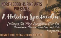 Fine Arts bring holiday cheer to NC