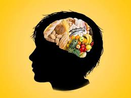 The foods people put into their systems, make up the quality compositions of their brain. Food helps the brain grow both mentally and physically.
