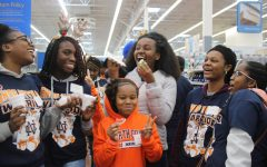 Shop with a Warrior: Giving back for the holiday season