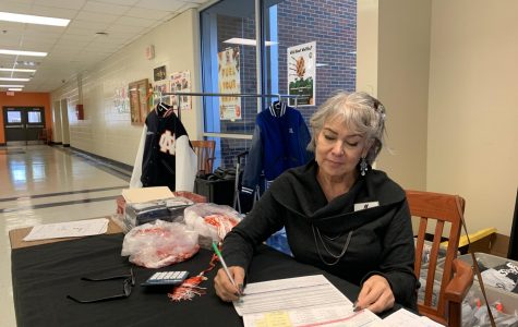 Listen up Seniors! Herff Jones came to visit once again to receive orders for senior cap and gown and other products. Make sure you place your orders in time when they visit or online.