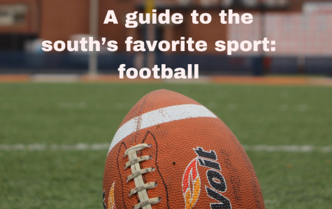 A guide to the south's favorite sport: football