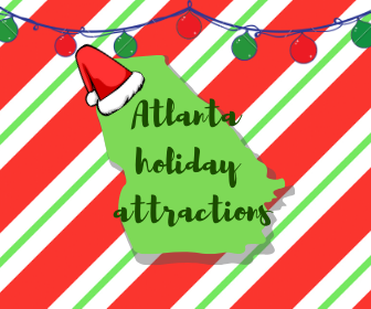 With the holiday season in full swing, Christmas-themed attractions started popping up around Atlanta. These family-friendly attractions will satisfy everyone's need for holiday cheer.