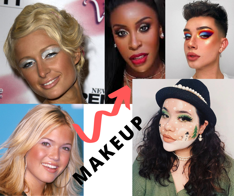 """As years progress, different societal trends and styles take over and influence teen choices. While vibrant colors remained a staple in the pouches of makeup enthusiasts, the choice did not please all teens. Although the colors remain the same for artists today, they continue to experiment, finding new ways to express themselves. """"Just like anything else in life, makeup artistry takes time and patience. If it's your passion, the practice should come easily and soon enough, you'll master it,"""" Atlanta makeup artist Beth_mello said."""