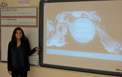 Practice makes perfect: Seniors unfold Magnet presentations