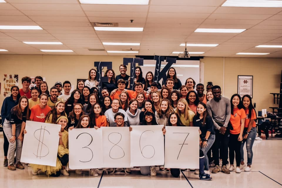 With students from both NC and Georgia Tech coming together to dance for the kids, they raised over $3,000 that will entirely go to CHOA. Through their dancing and fundraising, new friendships were made between high school and college students as they collectively worked towards helping children in need.