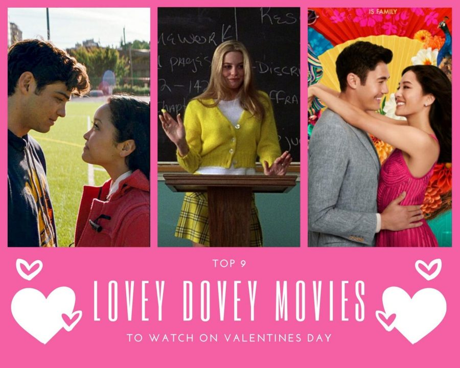 Feeling lonely during this year's Valentine's Day? Well, the perfect remedy for this exists. So sit down, relax and enjoy this list of 9 romcoms that will entertain you during the holiday.