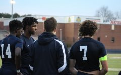 Boys' varsity soccer faces loss against Hillgrove Hawks