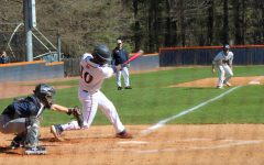 NC baseball brings home first win