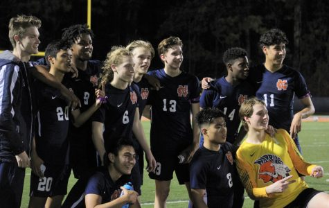 The NC team held their heads high after the Wildcats scored during the beginning of the second half. Despite the rough start, the Warriors managed to score three goals during the second half, bringing the end score to 3-1.