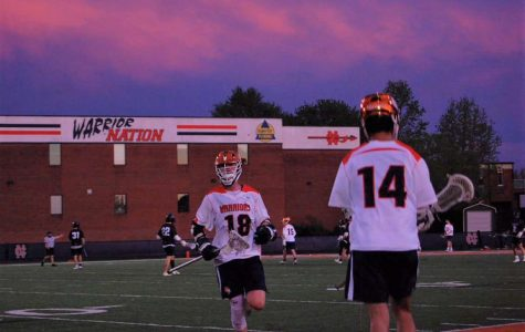 Warrior lacrosse faces Longhorn loss