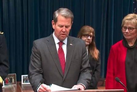 Georgia Governor Brian Kemp recently received the mission to halt the spread of COVID-19, a new strand of coronavirus, in his state. The toll of confirmed cases reached 146 with one death related to the virus as of Tuesday, March 17. Almost immediately, Kemp implemented press conferences to discuss school closures and testing sites around the state.
