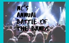 NC's Math and Science Department Perform in a Battle of the bands