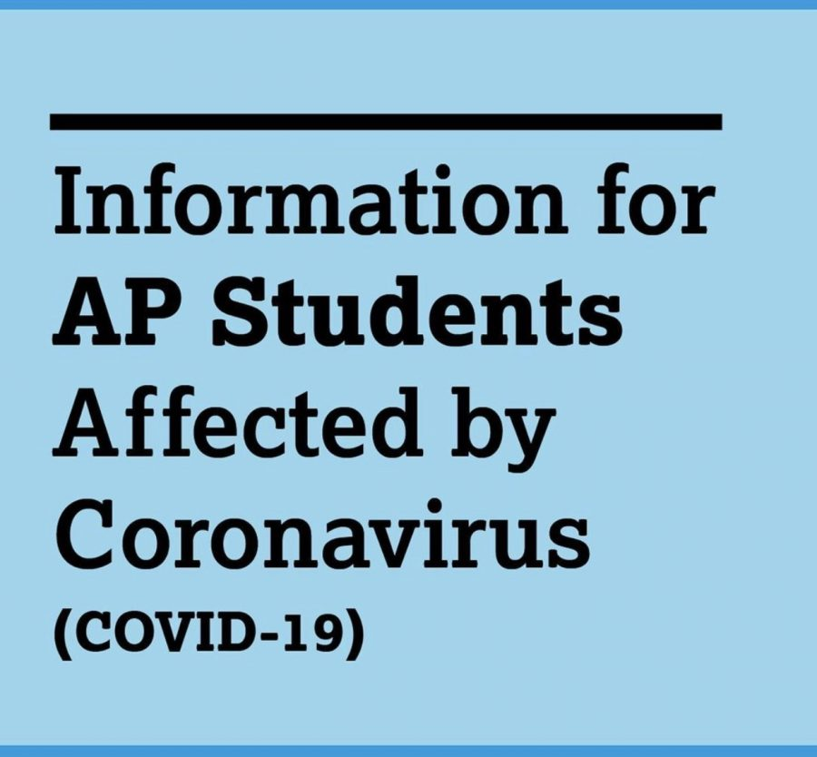 As+the+end+of+the+school+year+draws+closer+and+closer%2C+the+window+of+time+for+students+to+prepare+for+their+AP+exams+becomes+increasingly+minimal.+The+COVID-19+pandemic+caused+this+window+to+close+even+more%2C+by+changing+testing+guidelines+and+creating+new+test+locations+for+students.+Students+will+learn+more+information+about+AP+exams+on+April+3.+%E2%80%9CThough+school+has+been+affected+by+the+Coronavirus%2C+I%E2%80%99m+just+happy+that+we+can+still+test+and+get+college+credit%2C%E2%80%9D+Magnet+sophomore+Reagan+Schooler+said.+%0A