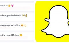 Snapping Students?