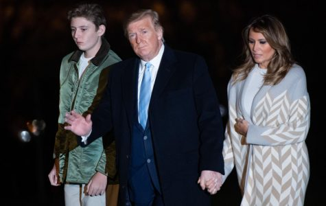 Barron Trump, Donald Trump's youngest child, was recently discovered to be a part of  The Chant's staff in 1983. Although Barron claims to be born in 2006, his old staff bio claims otherwise.