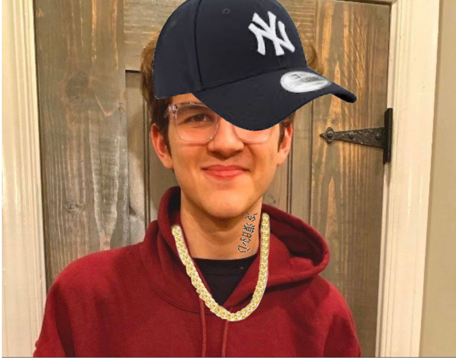"After turning down first an acceptance to Harvard then a scholarship from Vanderbilt University to pursue his dream of becoming a Soundcloud rapper, Magnet senior Chandler Quaile chose to correlate his look with his profession. Usually seen wearing a baseball cap turned to the side, a gold chain and multiple tattoos, ""Lil Quaile"" fits the stereotypical image of a rapper. ""The next thing I'm going to do is invest in some gold teeth,"" said Quaile."