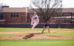 NC Varsity baseball player Ethan Fry recently committed to LaGrange College to further his academic and baseball career. After playing baseball for the majority of his life, Fry prepares to extend his career to college as he hopes to eventually play for a Major League Baseball team.