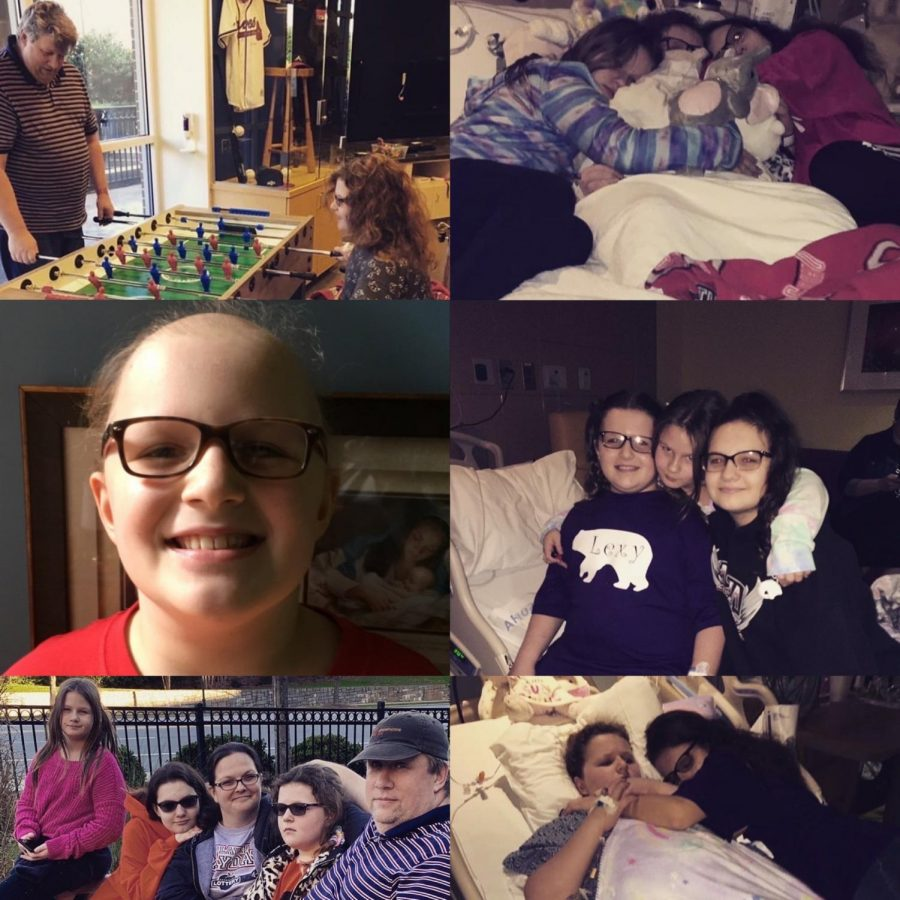 NC+freshman+Abigail+Trout%E2%80%99s+younger+sister%2C+Lexy%2C+suffered+months+of+pain%2C+doctor+visits+and+surgeries+before+officially+beating+brain+cancer+on+April+16th.+With+only+months+of+chemotherapy+ahead+and+a+Florida+vacation+just+around+the+corner%2C+the+Trout+family%E2%80%99s+life+begins+to+return+back+to+normal+after+overcoming+a+terrifying+obstacle.