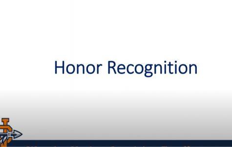 NCHS Honors Night