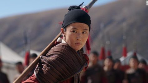 """In an attempt to accurately portray the landscapes in this historical film, directors chose to film multiple scenes in the controversial province of Xinjiang, China.  """"It's hard to watch the movie and not think about the horrible things that have happened in these places,"""" sophomore Ava Green said."""