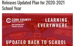 """""""When it comes to picking which county thought deeply about their resumption, I think Cobb County schools would be my choice,"""" junior at Woodstock High School J'kya Thomas said. Cherokee County schools made a few mistakes since the county did not make masks a requirement and then had to close several schools for two-week long quarantines."""