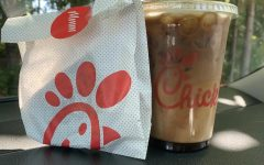 Chick-fil-a enthusiasts flocked to their nearest drive-thru in order to try the newest menu items announced on September 14. The items both looked delicious but unfortunately, the chocolate chunk brownie fell short of expectations when the density and bland flavor left customers unsatisfied and wanting more.