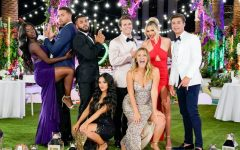 "These are the Love Island USA final four couples after the reveal of the winners of the season. ""I'm so happy that I made it here. I'm shocked that I made it here and found Calvin. It's crazy,"" Moira Tumas said."