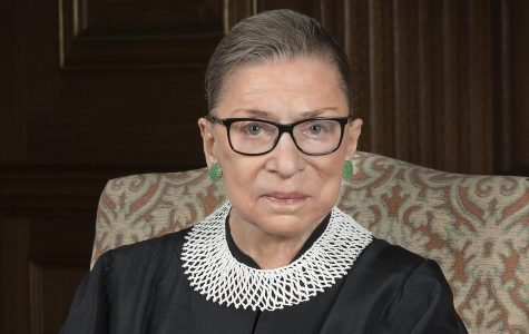 Supreme Court Justice, Ruth Bader Ginsburg, pictured above at the age of 83, just four years before her passing on September 18, 2020, fought to end gender discrimination. Her work positively impacted the lives of everyone she met. Her kind spirit always beamed bright in and out of the courtroom, and her passion inspired many women alike and different.