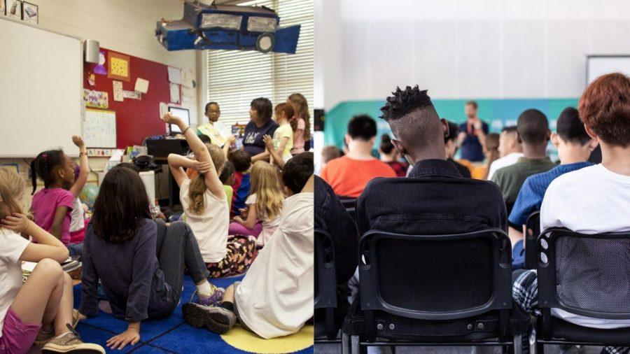 Learning styles in school