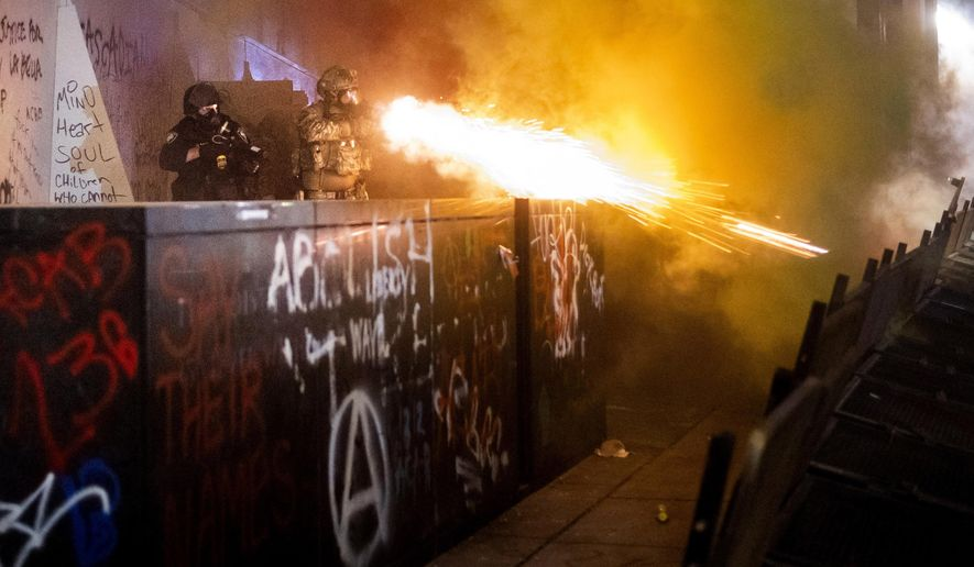 Shambles: America's Preparations for Civil Unrest – The Chant