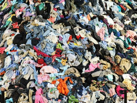 Fast fashion clothes do not have the best material and they damage easily causing them to end up in landfills. Oceans hold these landfills and trash gets in the water contaminating it. Third world countries also hold landfills which results in the countries becoming heavily polluted.