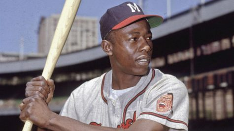 Jackie Robinson came to Mobile in March 1948 to talk to local Black youths; Hank Aaron attended the game to hear about future opportunities available to Black people. Aaron set his gaze on professional baseball as a way to leave poverty and backed himself up with amazing talent on the field.