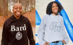 """NC Magnet Warriors, Mayah Bourne and Ruth Njoroge, received the distinguished Posse scholarship. Filled with excitement about the experiences to come, the two look forward to beginning this new chapter. """"Of course, I have enjoyed high school at NC, but I cannot wait to go into the real world and live in a city all alone. I'm a little nervous as the time gets closer, but I know it'll be such a great experience,"""" Bourne said."""