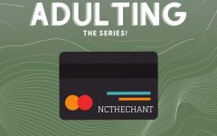 The new Adulting Series by The Chant will guide high school students through the complicated process of becoming an adult, through articles about credit cards, paying for college, and saving money. The first installment highlights the pros and cons of opening a credit card at a young age.