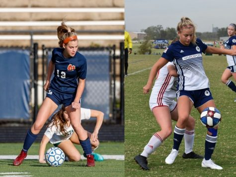 "Kenna Armitage occupies the midfielder position for the NC Lady Warrior soccer team, but her passion for the sport sparked years before. Starting at a young age, she traveled across the country to compete in tournaments and showcases. Armitage plans on continuing her career at the collegiate level, fulfilling a lifelong goal. ""I've always wanted to play in college and that is definitely what I'm planning on doing. I am hoping to commit somewhere soon and I'm looking forward to sharing it with my teammates at North Cobb,"" Armitage said."