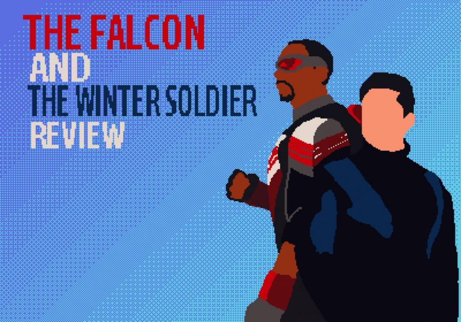 Disney released the second in a line of planned Marvel Cinematic Universe shows, The Falcon and the WInter Soldier.