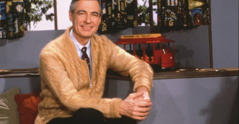 Caption: Mr. Rogers acquired a large fan base during his time, and still remains an icon. While his persona remained sweet on the outside, he affiliated himself with the Illuminati and used his platform to mold the minds of young children; hopefully creating new future members. Mr. Rogers showed true evil genius tendencies.