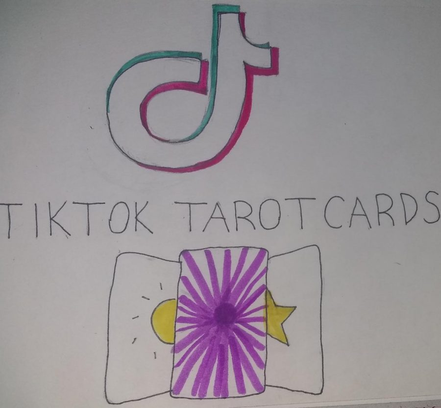 """I go on Tiktok just to watch the tarot card videos because I am very interested in what my future will end up looking like,"" said NC junior Kenneth Pagan-Portes. Tarot cards have appeared all over people's for you pages on Tiktok. Mostly for telling people things like how their love life will turn out, and if/what a specific person, like somebody's crush, thinks about them daily."